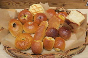 米粉入りパン201007